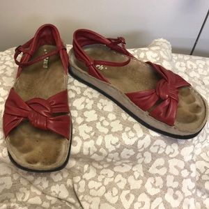 Red Earth Sandals